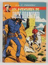 BD neuve Jack Diamond Intégrale Les aventures de Jack Diamond