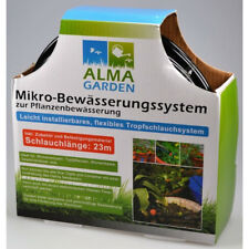 Micro Bewässerungssystem automatisch 23 m Pflanzenbewässerung flexibel Schlauch