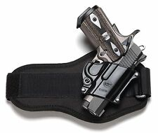 Fobus ANKLE Holster C21BA  For FN High Power, FN Forty Nine Browning Hi-Power