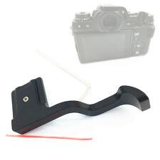Metal Hot Shoe Thumb Up Grip for Fujifilm Fuji X-T1 X-T20 X-T10 Camera only