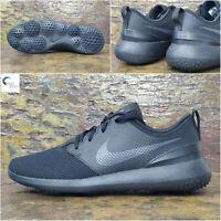 W Nike Roshe Golf - Uk 7.5 Eur 42 - AA1851-007, Black