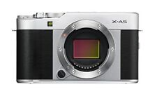 2018 NEW FUJIFILM mirrorless X-A5 silver X-A5-S body only from japan