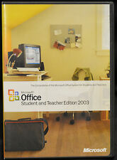 Microsoft Office 2003 - Student and Teacher Edition#362