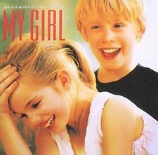 MY GIRL Original Soundtrack CD BRAND NEW Temptations Fifth Dimension The Rascals