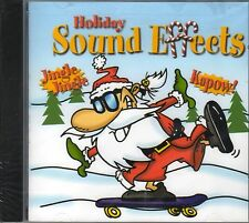 HOLIDAY SOUND EFFECTS: OVER 60 VIRTUAL CHRISTMAS PARTY, FIREPLACE SOUNDS & MORE!