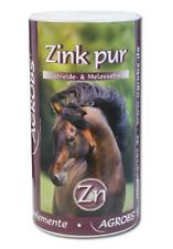 Agrobs Zink pur 800g 27,30�'�/kg Haut Fell Immunsystem Mauke Sommerekzeme Pferde