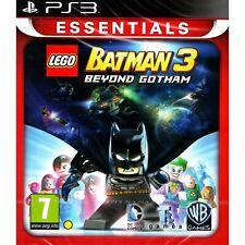 Lego Batman 3 * essentials - PS3 IMPORT neuf sous blister