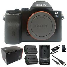 Sony a7S / A7 S Wi-Fi DSLR Camera Body - Summer Time Sale