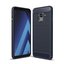 Samsung Galaxy A8 Plus (2018) funda para Móvil Case cover tanque