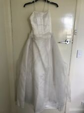 Debutante Deb/Wedding Dress Size 6 (petite)