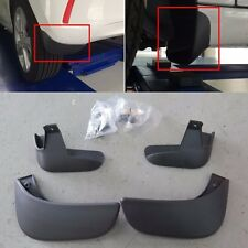 Mud Splash Guards Front+Rear 4P For GM Chevrolet The Next Spark 2016+ OEM Parts