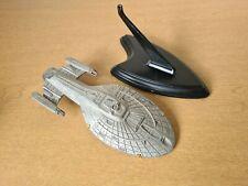 More details for franklin mint pewter star trek voyager the u.s.s. voyager ncc-746561995