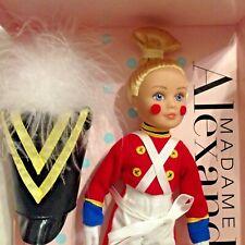 """Nib Rare Toy Soldier Radio City Rockette #61275 Madame Alexander 9"""""""