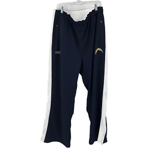 NWOT San Diego Chargers Team Issued Warm Up Pants Size 3XL Locker Los Angeles