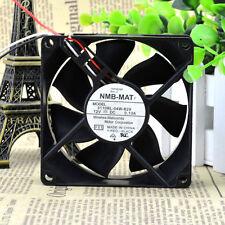 NMB 3110RL-04W-B29 fan 12VDC 0.13A 80*80*25MM 3Pin