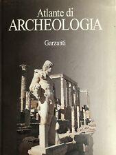 AA.VV. ATLANTE DI ARCHEOLOGIA GARZANTI 1994