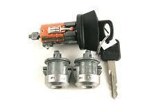 NEW OEM Ford Ignition Switch Lock Cylinder w/ 2 OEM Keys & 2 Door Locks 7012802