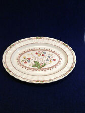 "Copeland Spode Cowslip 11"" Oval Vegetable Serving Bowl"