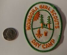 Moingona girl scouts day camp patch LOOK!!!