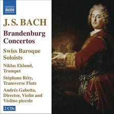 Swiss Baroque Solois - Brandenburg Concertos [New CD]