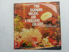 John and Jimmy McGrey - Two Hammond Organs and a Thousand Colours
