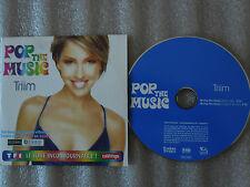 CD-TRIIM-POP THE MUSIC-POP THE PARTY-LAURENT PRONEUR-CRACIUN(CD SINGLE)05-2TRACK