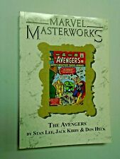 Marvel Masterworks The Avengers #4 - limited edition 1,000 copies