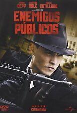 PELICULA DVD ENEMIGOS PUBLICOS PRECINTADA