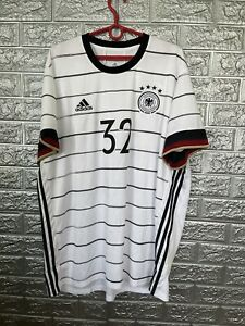 Germany Jersey 2020 Home Shirt Size 2XL Soccer Football Adidas EH6105