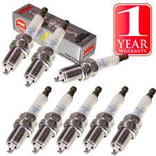 NGK Laser Platinum Spark Plugs (x8) PTR5A-10 5055 Ford Escort 1.8 XR3i 16V 4x4