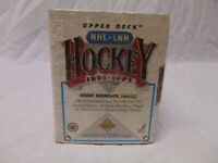 Sealed set 1991-92 Upper Deck Hockey High Numbers set 200 cards w/ rookies