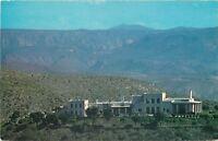 Jerome Arizona~Historical Park~Douglas Memorial Mining Museum~1950s Postcard
