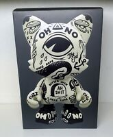 """8"""" Janky by Superplastic - OH-NO! Classic White Superjanky by McBess"""