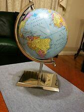 Brand new world globe. Study. Student.Learning.School.Decor