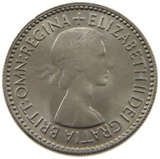 GREAT BRITAIN SIXPENCE 1953 TOP #c06 1021