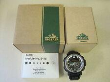Black Casio Pro Trek PRG-280-1ER Digital Watch. Module No.5415.