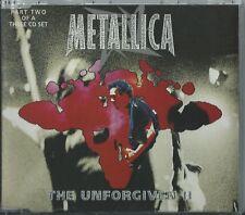 METALLICA - THE UNFORGIVEN II 1998 UK CD SINGLE PART 2 VERTIGO METDD 17