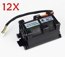 12PCS HP DL320E G8 GFM0412SS DD03  675449-002 DC12V Server Cooling Fan