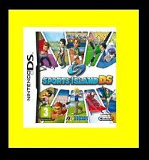 Sports Island Game Nintendo NDS DS Lite DSi XL Brand New
