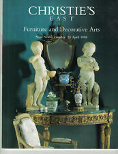 Christie's East - Furniture & Decorative Arts - April 28 1998