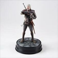 THE WITCHER 3 Geralt of Rivia DARK HORSE Statue Figure Collection PVC !!