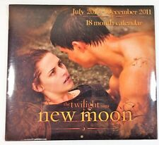 Calendar New Moon Twilight Official Edward 2011 - Neca