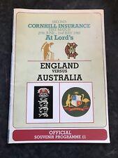 More details for england vs australia  1985  botham , the ashes