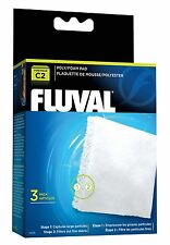 Fluval Poly Foam Pad - 3-Pack C2