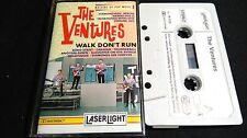 THE VENTURES Walk Don´t Run *RARE GERMAN MC TAPE*