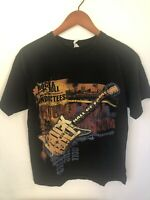 Rock & Roll Hall of Fame & Museum INDUCTEES T-Shirt Cleveland Medium 1986-2010