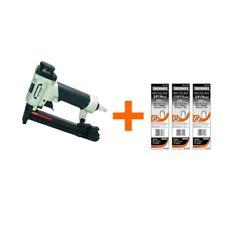 Surebonder 9615A-300-3A 22G Pneumatic Upholstery Staple Gun Kit-includes15,000