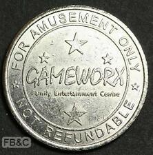Gameworx Family Entertainment Centre Queensland Token - 27mm