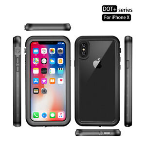 Red Pepper Waterproof Dustprof Hybrid Full Case Cover For iPhone X,XS,XS Max,XR
