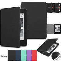 For Amazon Kindle Paperwhite 1/2/3 Ultra Thin Magnetic Leather Smart Case Cover